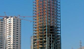 برج ستاره شهر (اجرای سیستم باسداکت)