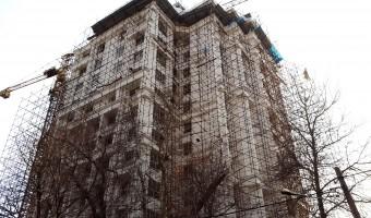 پروژه مسکونی مژده(اجرای سیستم باسداکت)