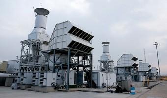 ایستگاه تقویت فشار گاز بیجار(اجرای سیستم باسداکت)