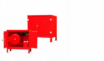 جعبه آتش نشانی مدل HBR