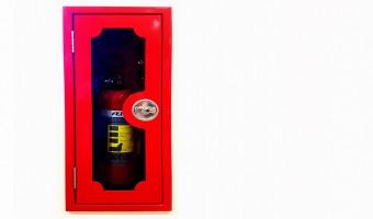جعبه آتش نشانی مدل SAE