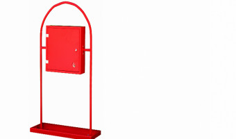 جعبه آتش نشانی مدل SSF