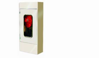 جعبه آتش نشانی مدل WSC