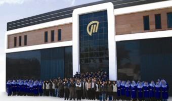 کارخانه شرکت شفق دانا(اجرای سیستم باسداکت)